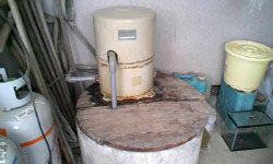 15年くらい前の日立製ポンプ